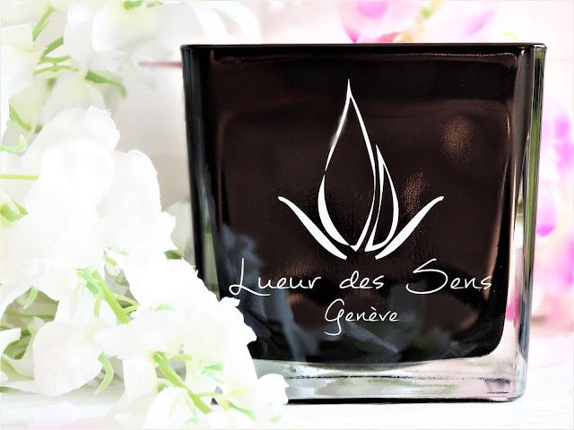 avis bougie elaï de lueur des sens, avis bougie lueur des sens, bougie personnalisée, bougie parfumée suisse