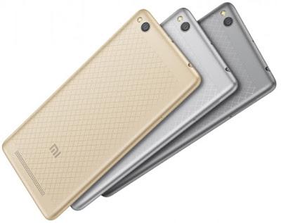 Xiaomi Redmi 3 có thiết kế đẹp mắt hơn.