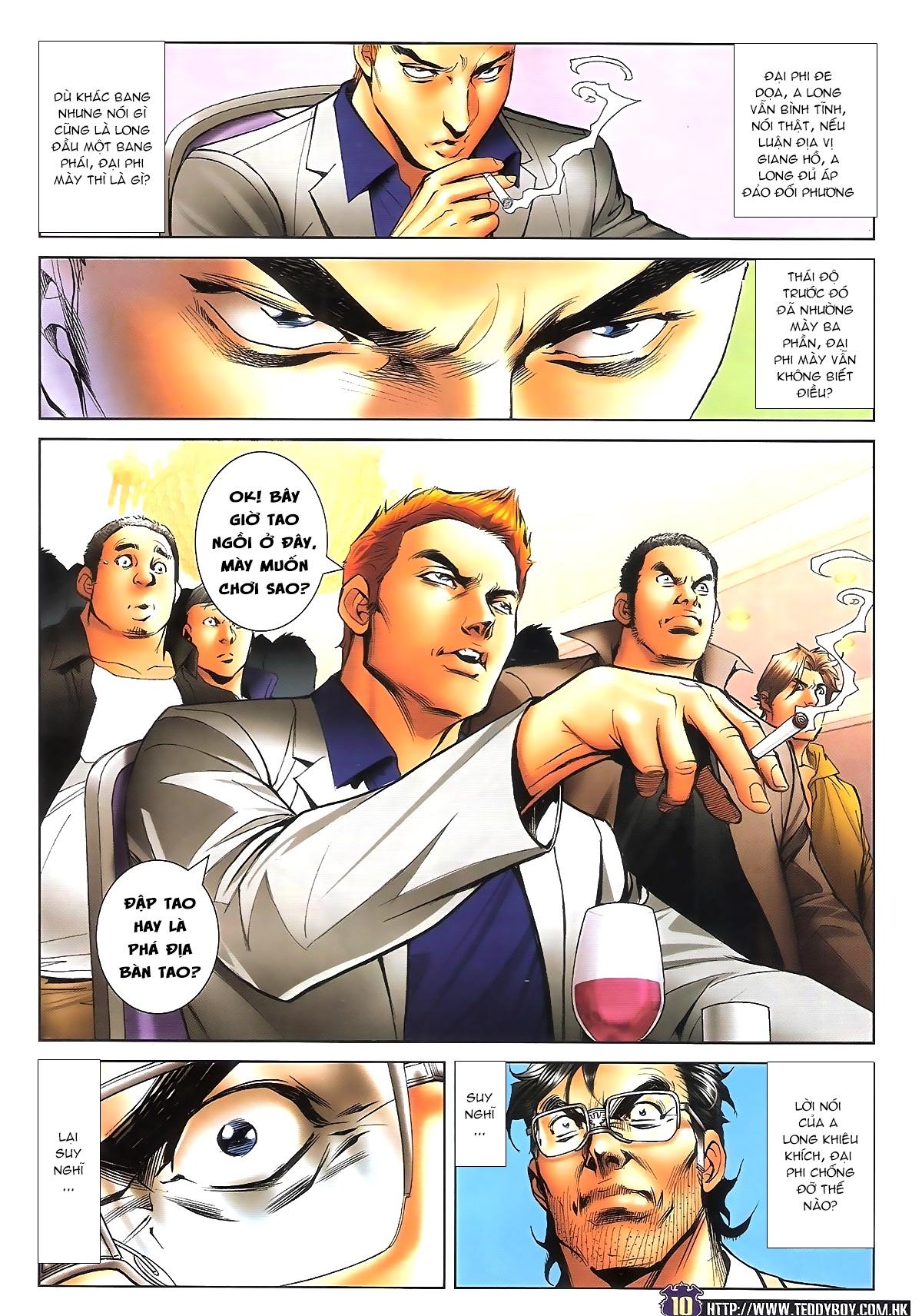 Người Trong Giang Hồ - Chapter 1606: Bạn từ xa đến Đại Phạn - Pic 9