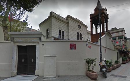 Armenian Church of Surp Takavor Turkey