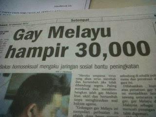 Gay Melayu & Kisah Kaum Nabi Luth
