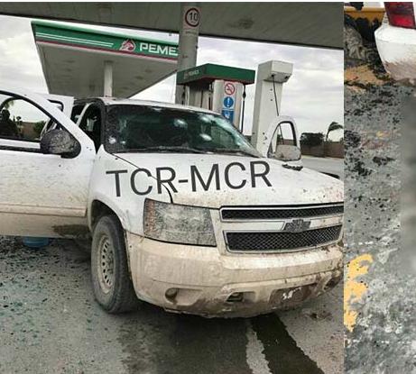 VIDEOS; Los Escorpiones del CDG y los Metros del CDG se enfrentan por horas en Reynosa y Río Bravo