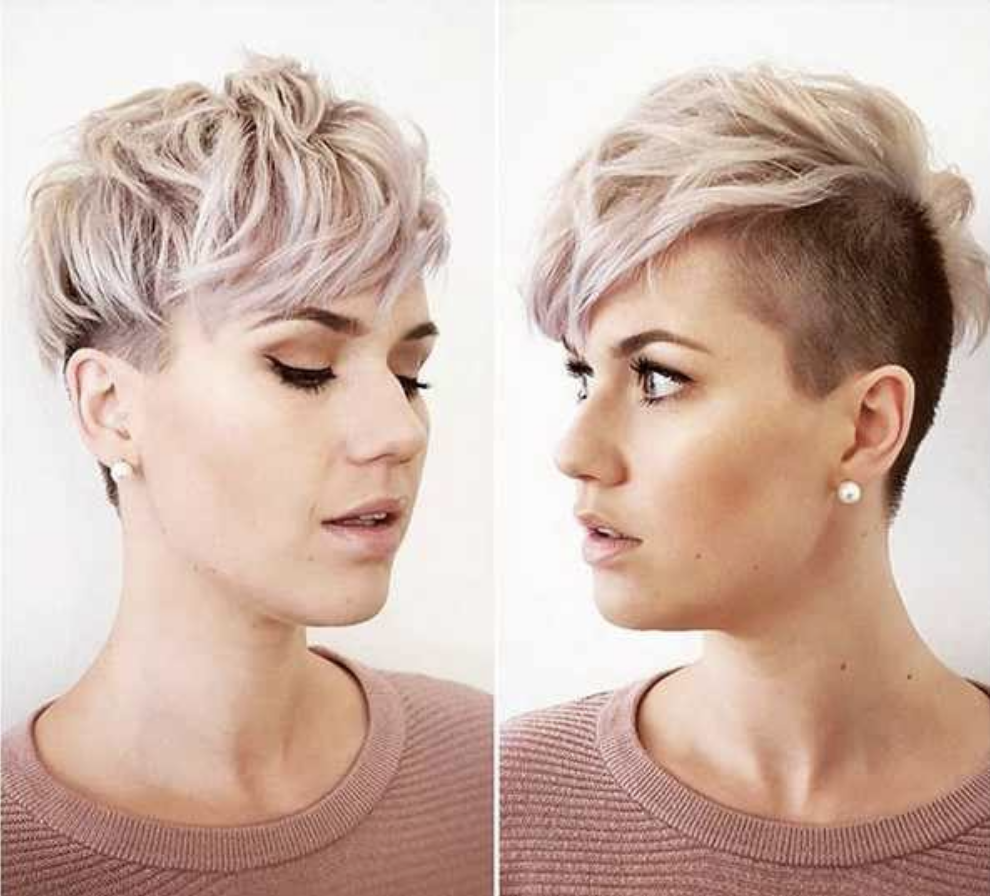 Cute Short Hairstyles and Haircuts Trends in 2019 ...