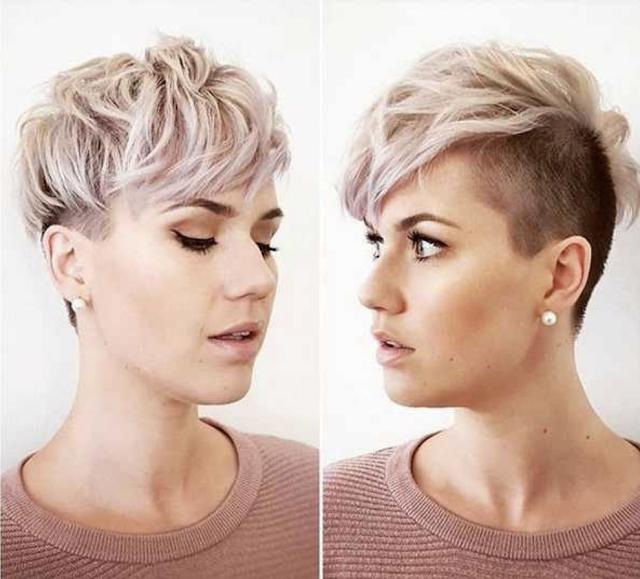 cute short hairstyles 2019