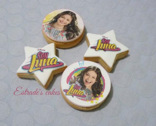 galletas decoradas de Soy Luna 4