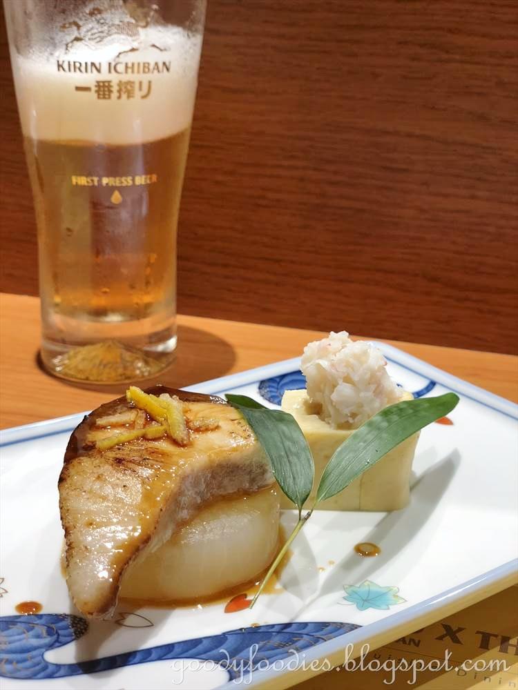 Goodyfoodies kirin ichiban x the table isetan lot 10 for Asian cuisine hours