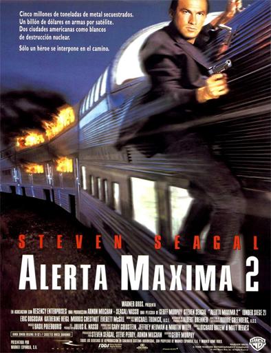 Ver Alerta máxima 2 (Under Siege 2) (1995) Online