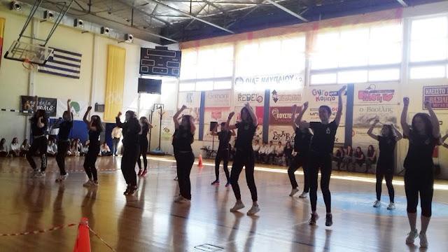 Επιτυχής η διοργάνωση του 2ου Μαθητικού Φεστιβάλ Χορού στο Ναύπλιο