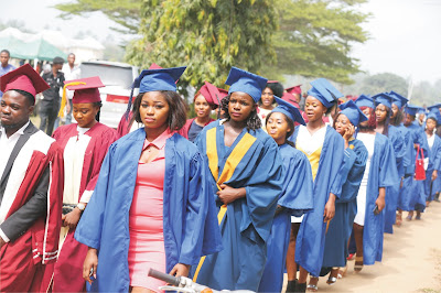 VC Obong Varsity to freshmen: Pay active attention to entrepreneurship studies!  …Obong University holds 10th matriculation ceremony