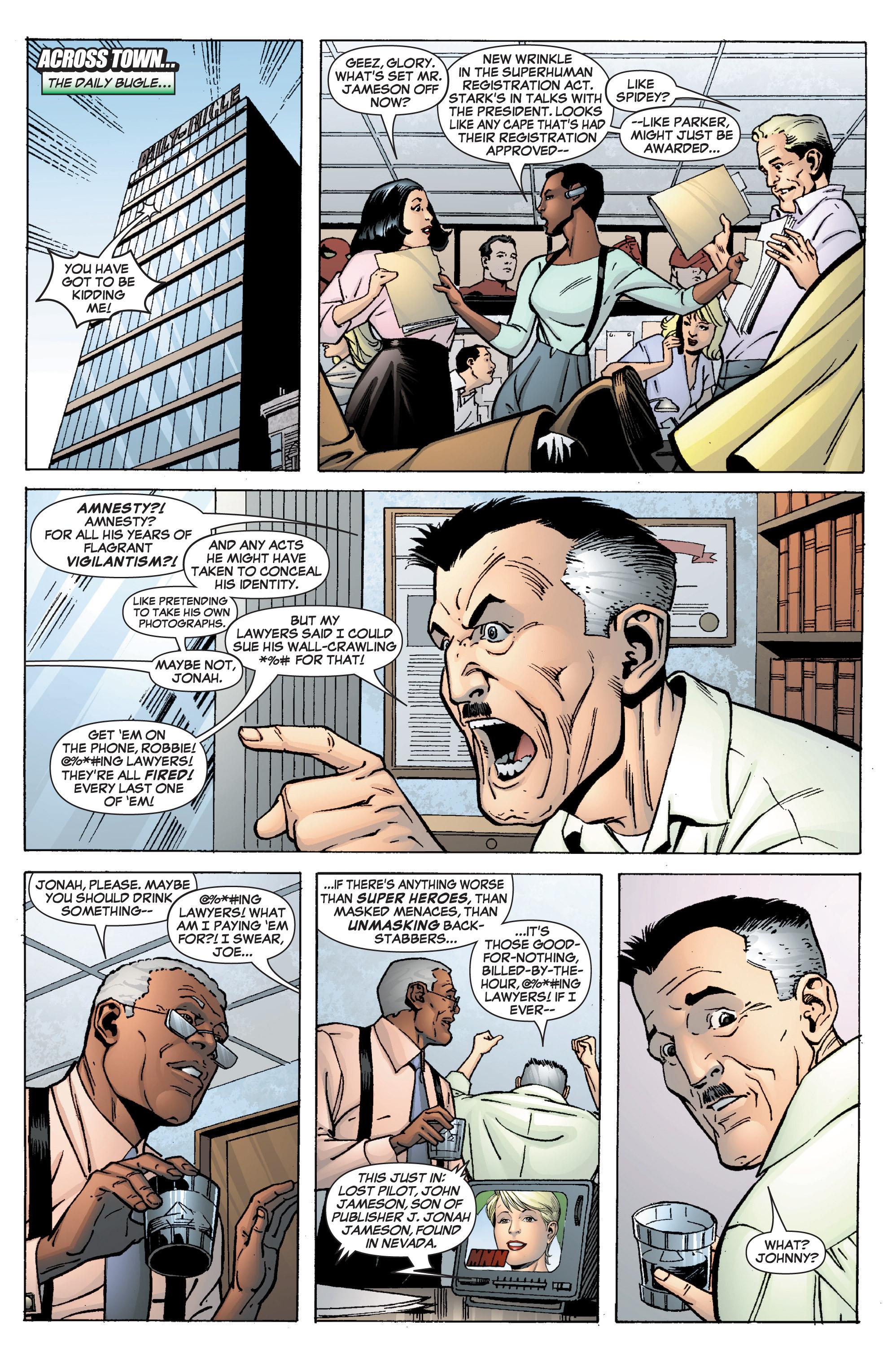 Read online She-Hulk (2005) comic -  Issue #9 - 6