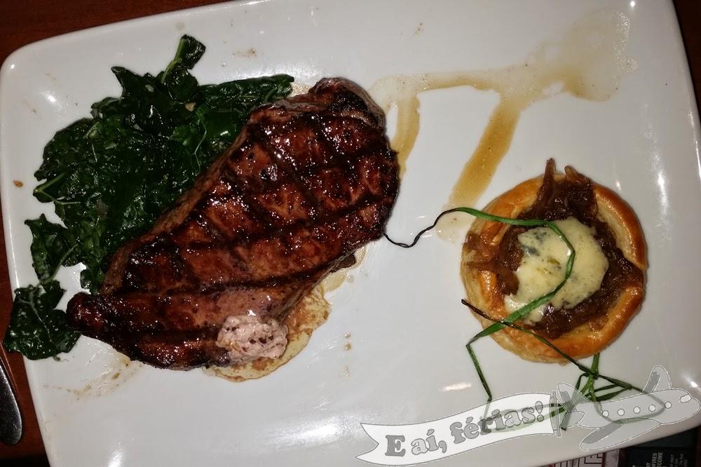 Le Cellier Steakhouse, Epcot, Orlando