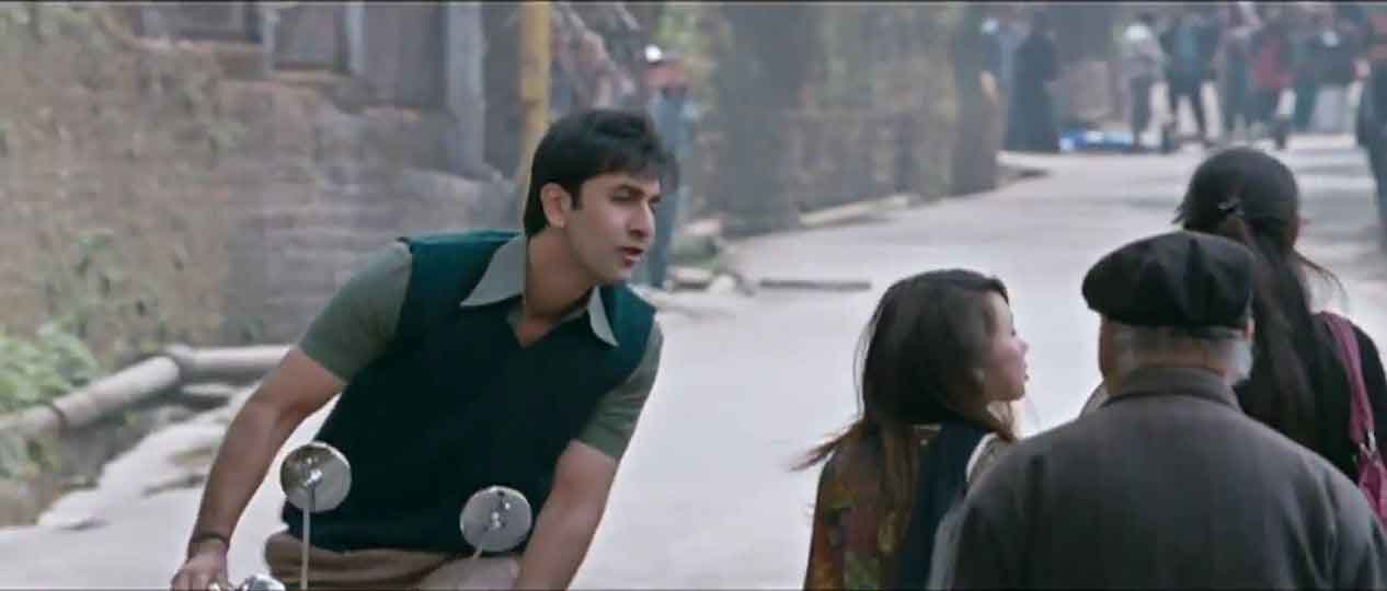 Single Resumable Download Link For Promo Video Of Barfi (2012)