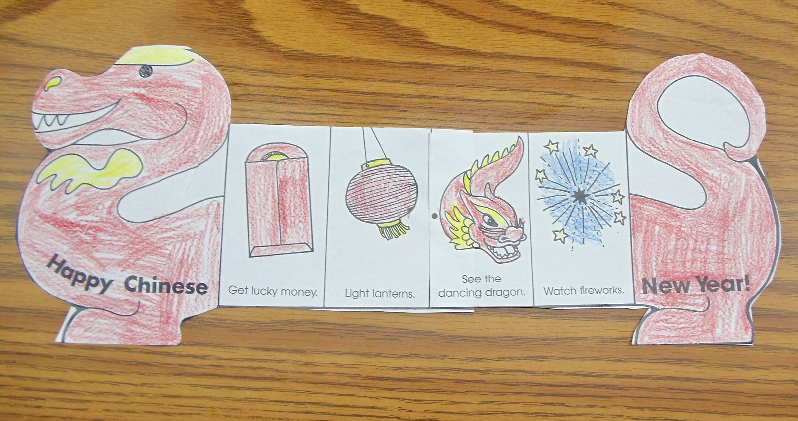 Color Me Kinder Chinese New Year Wrap Up Picture Overload