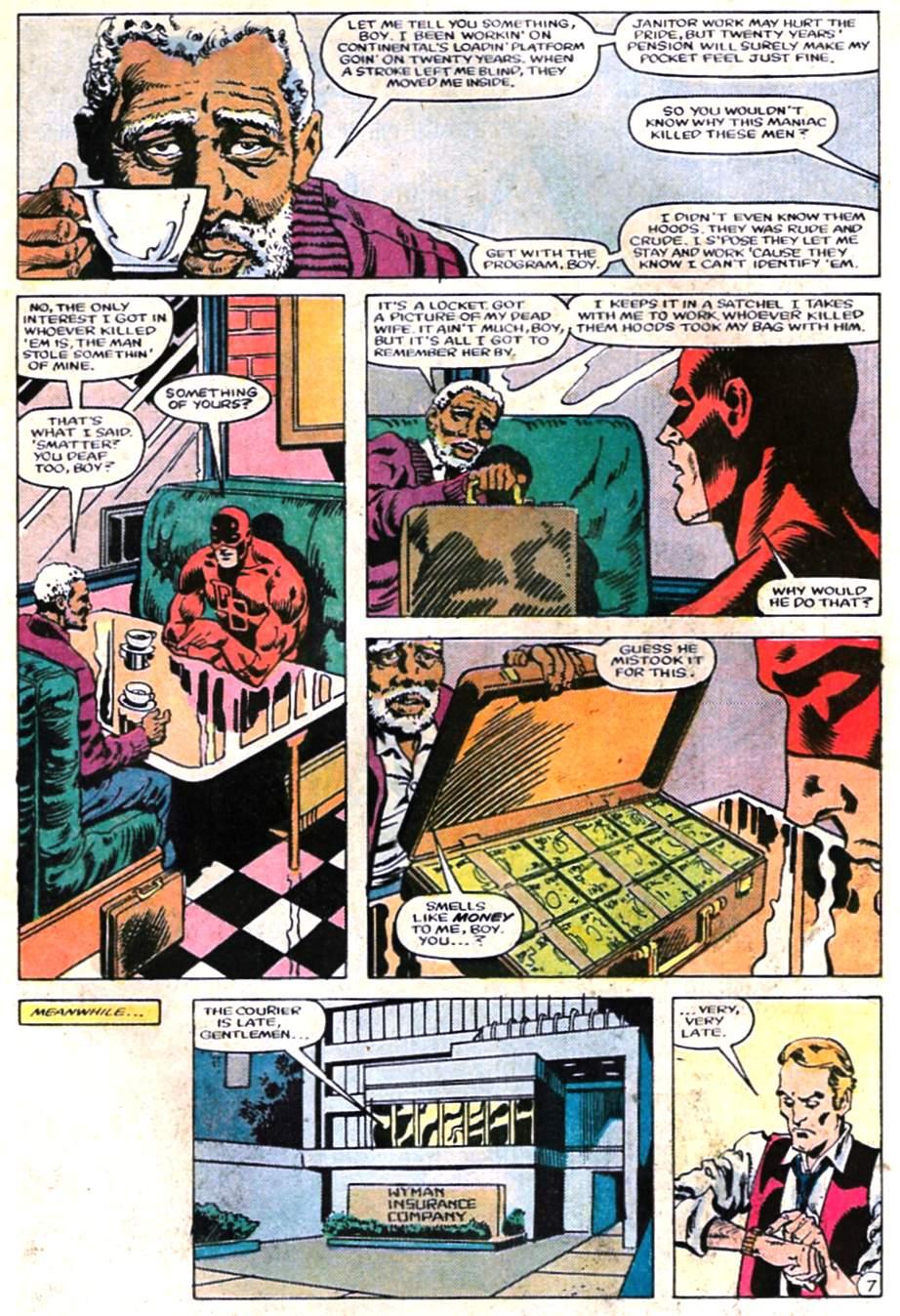 Daredevil (1964) 224 Page 7