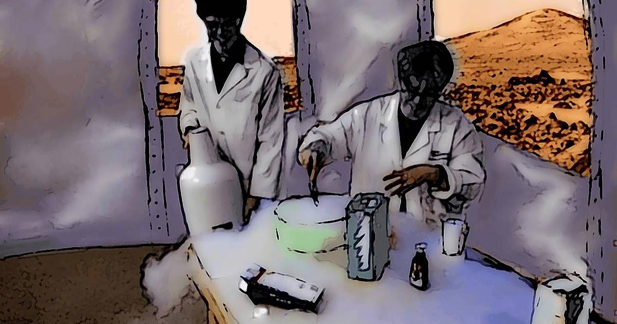 Chemists:  Strangers to fiction