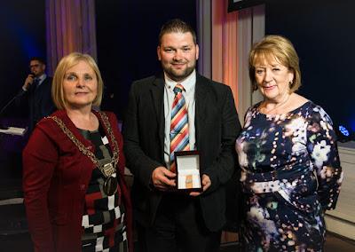 Premiul cetatean model Dublin Marius Marosan comunitatea romanilor din Irlanda