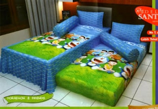 santika deluxe single duo Doraemon
