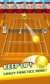 One Tap Tennis Mod Apk Unlimited Money