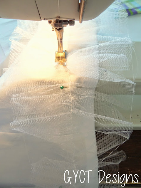 How to Make a Tulle Underskirt