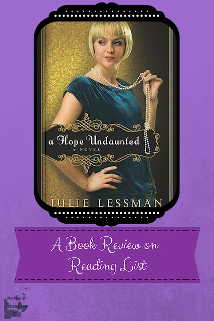 A Hope Undaunted a Book Review on Reading List