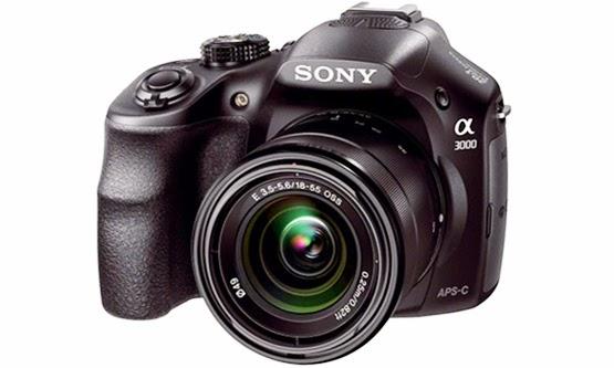 Harga dan Spesifikasi Kamera Mirrorless Sony Alpha 3000 Terbaru