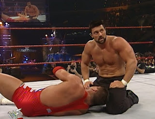 WWE / WWF Armageddon 1999 - Kurt Angle faced Steve Blackman