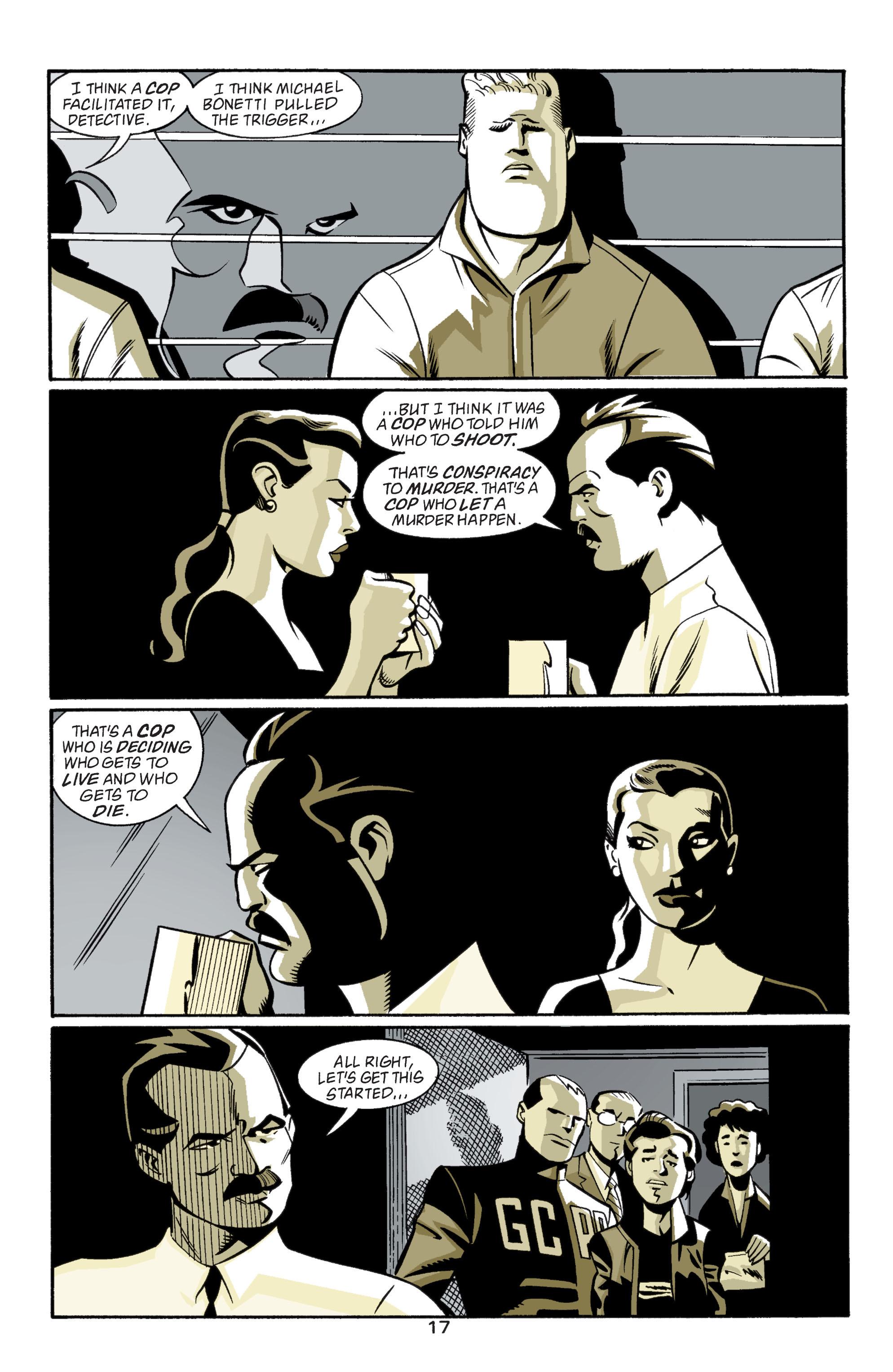 Detective Comics (1937) 762 Page 17