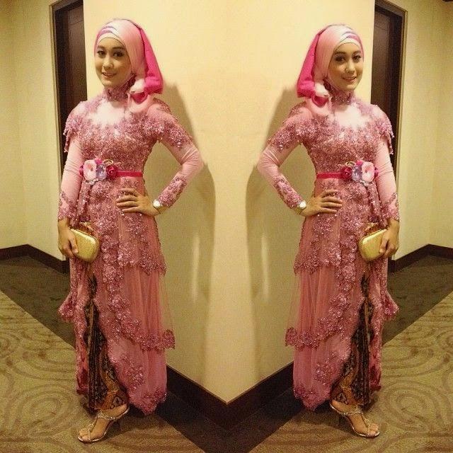 Trend Model Kebaya Muslim Modern Terkini untuk Remaja Putri