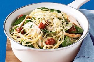 low calorie pasta bake recipe