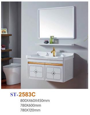 Bộ tủ chậu chính hãng cho phòng tắm vệ sinh - seltagroup