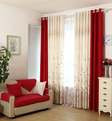 Images Of Swag Curtains Window In A Black Room With White And Blinds