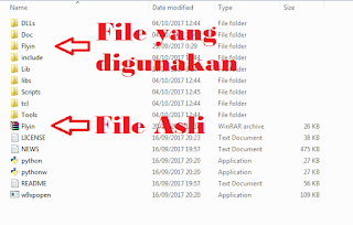 Folder Phyton 27