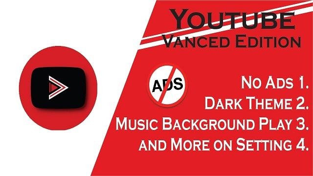 Vanced - YouTube χωρίς διαφημίσεις και με background playback