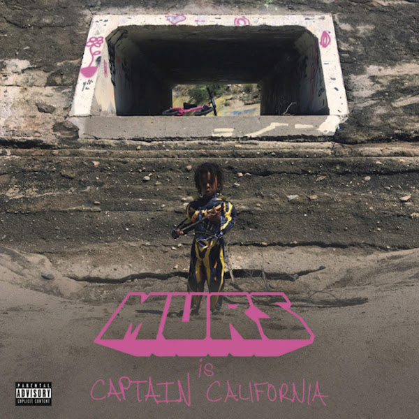 Murs - Captain California Cover