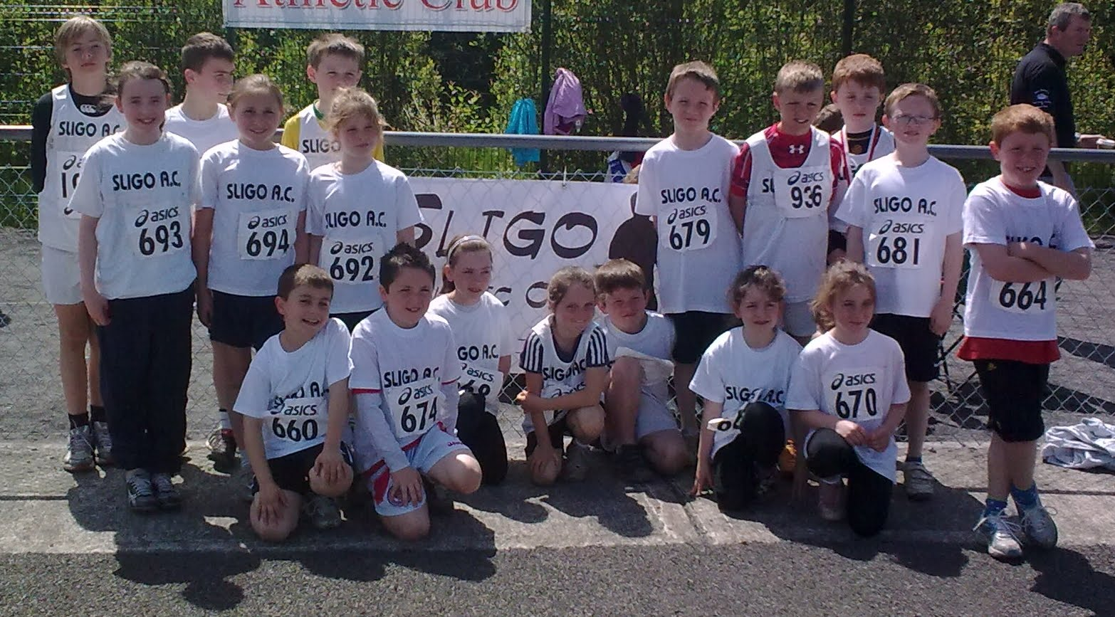 Sligo Athletic Club  2011 764748af02
