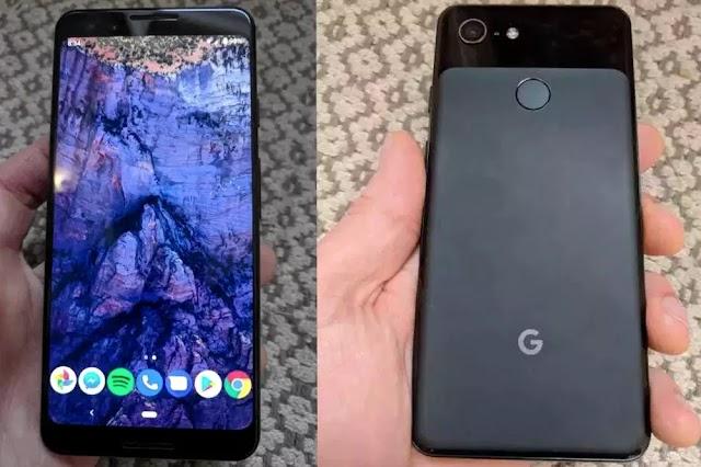 TECH NEWS : This is Google's no-notch pixel 3 smartphone
