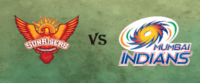 SRH vs MI Head to Head IPL 2017 Match 48