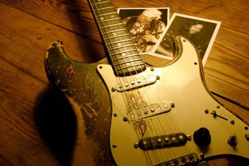 Bman's Blues Report: Ghetto Surf Music artist: Billy Hector - Old