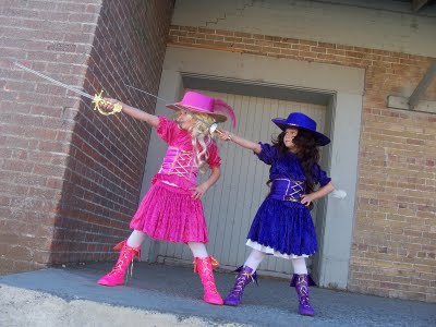 Tomorrow Is Another Day To Quilt Barbie Musketeer For