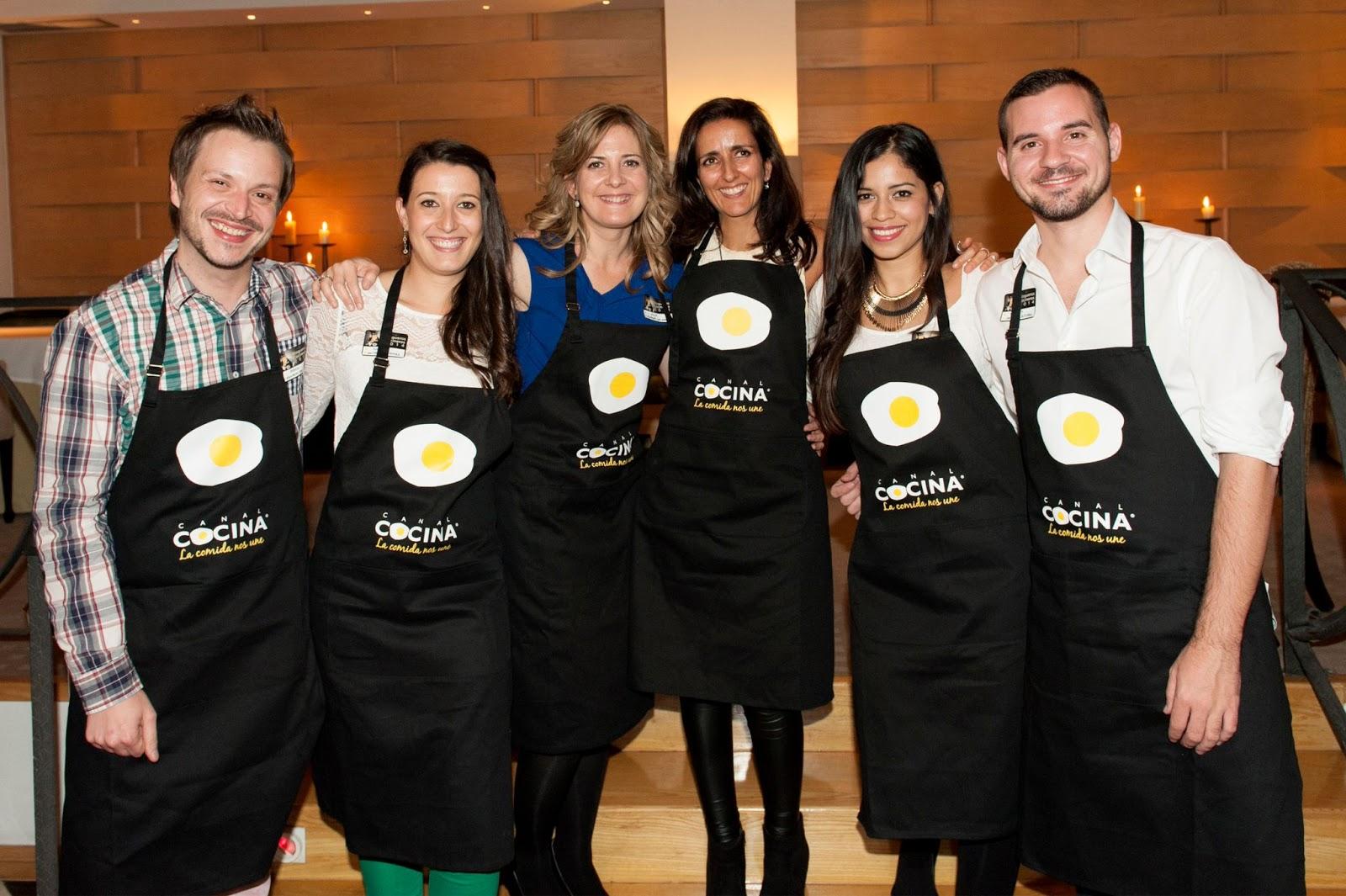 Ganadores blogueros cocineros 2014. Canal Cocina. Chef Orielo