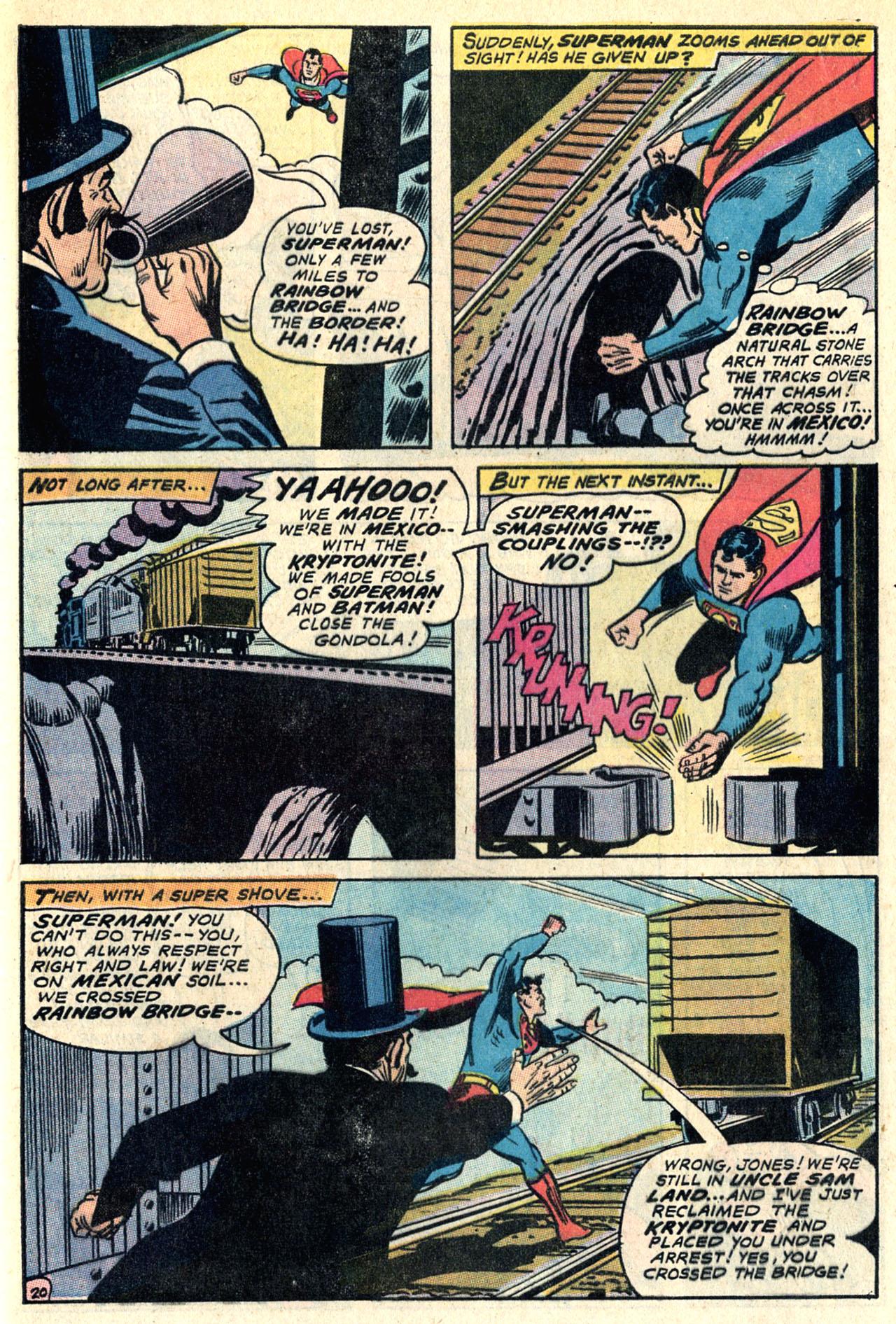 Read online World's Finest Comics comic -  Issue #196 - 29