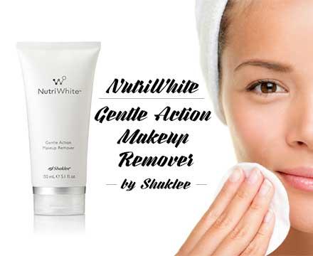 Mencuci muka lebih bersih dengan makeup remover