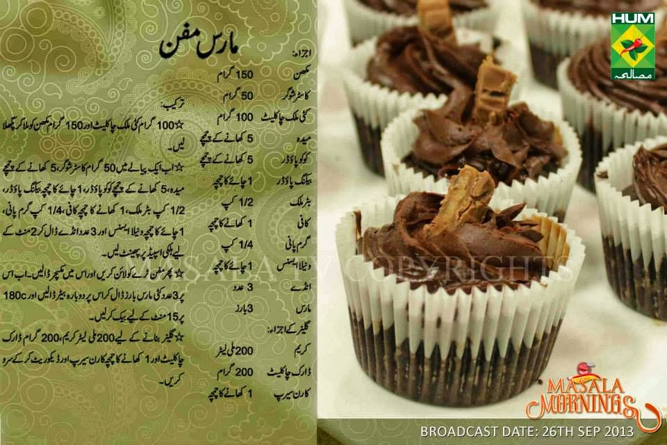 Mars Muffins Urdu Planet Forum Pakistani Urdu Novels And Books Urdu Poetry Urdu Courses Pakistani Recipes Forum