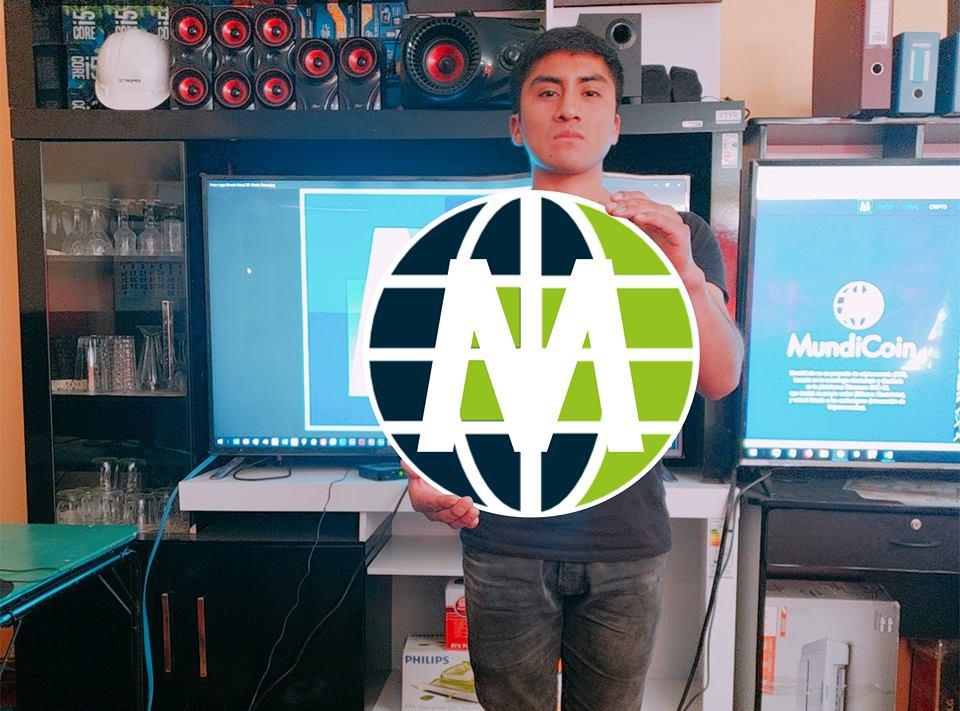 La primera moneda virtual ya tiene un logotipo / ALBERTO MEDRANO