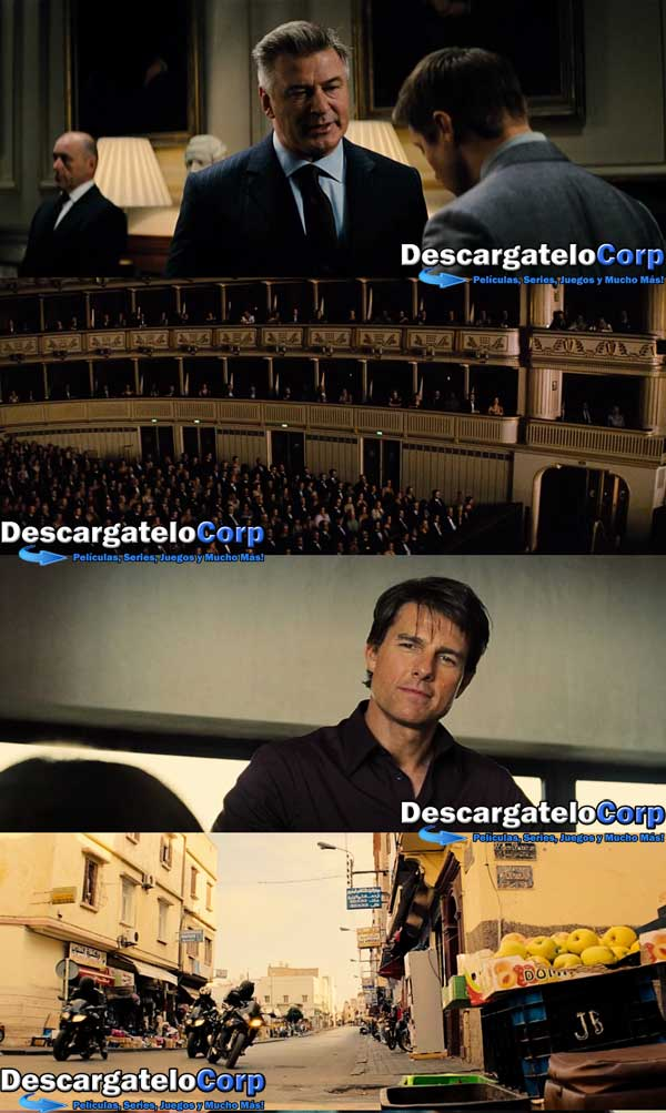 Mission Impossible – Rogue Nation HD 1080p