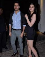 Alia Bhatt dengan Varun Dhawan