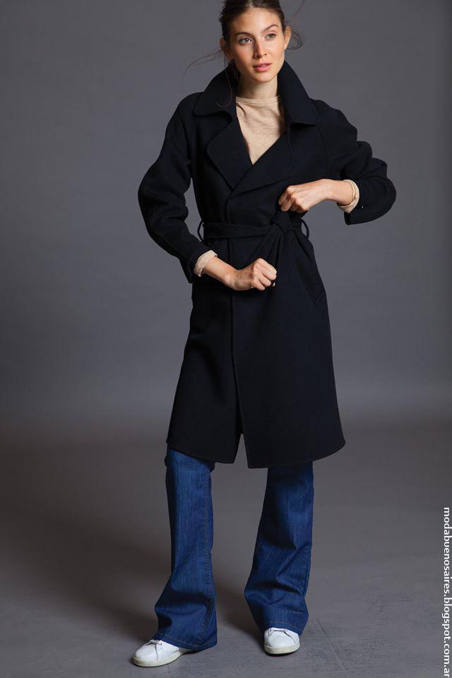 Tapados invierno 2016 ropa de mujer. Moda 2016.
