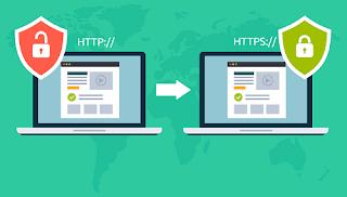 Cara Contum Domain Https Langsung Dari Blogger