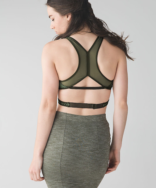 lululemon wanderlust yoga-haven-bra wavy