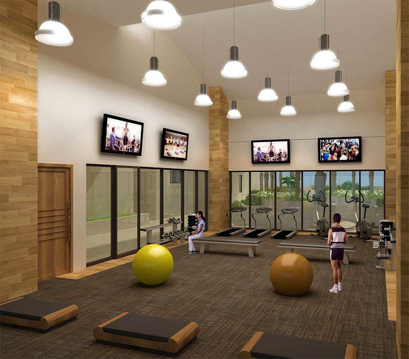 La Verti Residences Fitness Gym